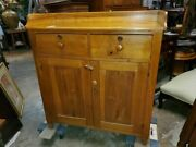Antique Early Primitive Jelly Cupboard Andndash Excellent Condition Andndash Beautiful