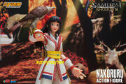 Storm Toys 1/12 Nakoruru Soldier Snss02 Shrine Maiden Warrior 6and039and039 Action Figure
