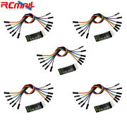 5pcs Hc-05 Wireless Bluetooth Serial Transceiver Master Slave Module +6pin Cable