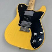 Fender Made In Japan Limited 70s Telecaster Deluxe With Tremolo Jd20006850
