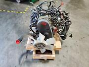 1984 Volvo 240 2.3l Engine Motor With Only 55,723 Miles