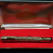 Super Rare 1920 Waterman Ideal42 Antique Fountain Pen Vintage From Japan F/s