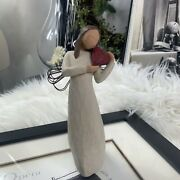 Willow Tree Angel Of The Heart 2000 By Susan Lordi 8andrdquo Tall.