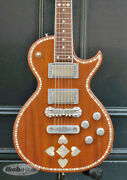 Zemaitis Antanus Superior Series A24su Natural Pearl Heart Ships Safely From Jp