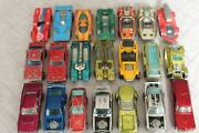21 Hot Wheels Redline All Original Car Collection See Video See Pics See List