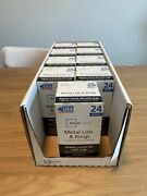 Mainstays Regular Mouth Canning Jar Lids And Rings 9 Boxes Of 12 Fast Ship