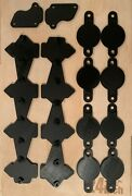 Chevy Ls Engine Covers / Block Off Kit Black