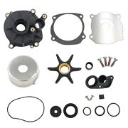 Water Pump Impeller Kit For Johnson Evinrude 85-88-90-110-112-115-300hp Outboard