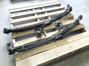 Used Pair Front Leaf Springs From 2011 Isuzu Nqr 6800lb 3 Leaf Shipped 28509