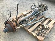 99-00 Ford F250 Super Duty 7.3l 4x4 Used Front Axle Suspension Carrier W Brakes