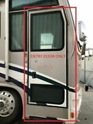 Used Entry Door Approx 77x 31 99 Gulfstream Tourmaster Not Rv 28704