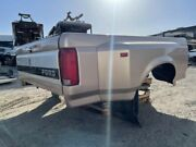 87-97 Ford F350 Pickup Used 8and039 Long Bed Box Dually Dual Tank W Tailgate / Lights