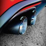 Mbrp 3 Pro Series Dual Exhaust W/ Carbon Fiber Tips For 2018-2021 Mustang Gt