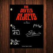 The Deviland039s Rejects Movie Script Signed Autographed Reprint Full Screenplay