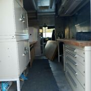Stanley Vidmar Heavy Duty Van Cabinet System And Tool Box