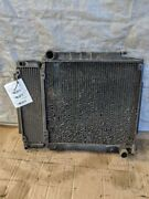 1978 Mercedes-benz 300sd - Used Radiator And Oil Cooler - 1161801765 1165012401