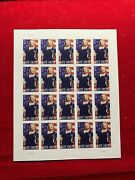 Scott 4463 Kate Smith 44 Cent Stamp Sheet Of 20