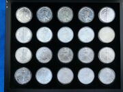 American Silver Eagle Set 1986-2021 Silver Content 36 Troy Ounces