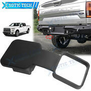 2 Tow Hitch Receiver Cover Plug Dust Cap Protector Fits Ford F-150 F-250 F-350