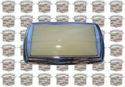 1939-1949 Cadillac And Lasalle Dome Light Lamp Lens And Chrome Bezel