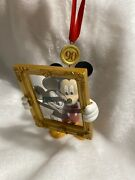 2018 Disney Sketchbook Legacy Limited Ornament Mickey Mouse 90th Anniversary
