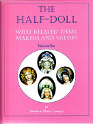 New Half-doll Book Volume Six 6 Pink Cover With Goebel Porcelain And Spanish Dolls
