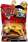 Disney Cars Deluxe Oversized Chuy Diecast Car