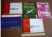 Herpa Wings Collection Catalogues And Magazines 2003/2004. Job Lot