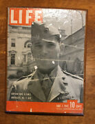 Joe Foss, 1942 Life Mag. Cover From His Wife, Didi's Estate, Presented By Family