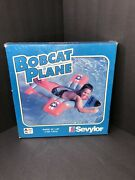 Vintage Sevylor Jr. Andldquobobcat Planeandrdquo Float 59andrdquox 48andrdquo New In Package Sealed