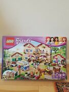 Lego Friends Summer Riding Camp 3185 - New And Factory Sealed, Retired