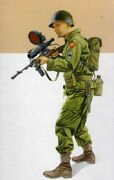 Sam U.s. Army Scout-sniper, Heartbreak 12 Inch Action Figure By Dragon [toy]