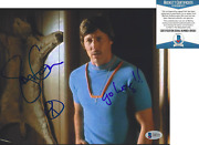 Jon Gries Signiert And039napoleon Dynamiteand039 Uncle Rico 8x10 Foto D Beckett Bas Coa