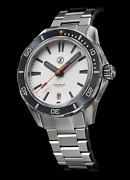 Zelos Swordfish 40 Frost Full Lume Dial Stainless Steel Nh35 Sold Out 148/250