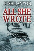 All She Wrote Holmes And Moriarity Book 2 Volume 2 By Josh Lanyon Brand New