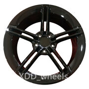 21 New Gloss Black Style Forged Wheels Rims Fits For Porsche Taycan 21x9.5/11.5