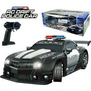 Super Fast Police Sports Car Toy Usb Charging Long Work Time Remote Control Cars