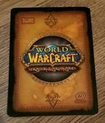 World Of Warcraft Wow Tcg Heroes Of Azeroth Cards /361 You Pick