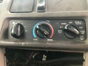 2005 Sterling Acterra Heater And Ac Temp Control 3 Knob