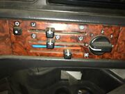 2003 Volvo Vnl Heater And Ac Temp Control 3 Slides One Button One Knob