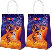 Coco Miguel Goodie Bags Birthday Party Supplies For Kids Festive Decoration