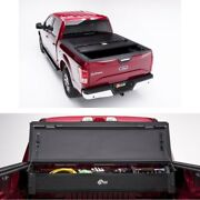 Bak For 17-18 Ford F-250 /350 6ft 9in Flip F1 Truck Tonneau Cover W/ Storage Box