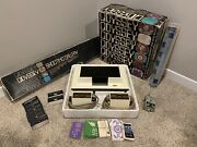 Magnavox Odyssey Lot Console System With 8 Games And Shooting Rifle In The Box