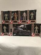 Ghostbusters 2020 Plasma Series 6 Set Of 6 Action Figures And 118 Ecto 1 Rare Set