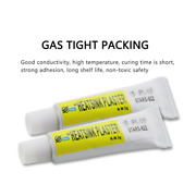 1-5pc Heatsink Plaster Thermal Adhesive Cooling Paste Compound Glue For Heat Sin