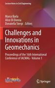 Challenges And Innovations In Geomechanics Proceedings Of The 16th Interna...
