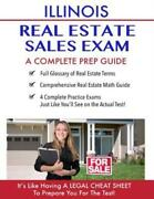 Illinois Real Estate Exam A Complete Prep Guide Principles, Concepts And 4...