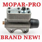 1939 Plymouth New Brake Master Cylinder Part Number 852