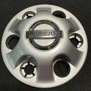 Nissan Titan Armada 40315-7s000 Factory Oem Wheel Center Rim Cap Hub6 Lug Cover