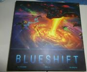 Blueshift The Game Of Galactic Conquest Kickstarter Space Board Game Strategy